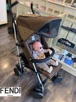 FENDI Unisex Collaboration 7 months Baby Strollers & Accessories