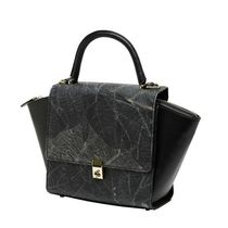 THAMON Faux Fur Blended Fabrics Office Style Totes