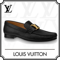 Louis Vuitton MONTAIGNE Loafers Leather Loafers & Slip-ons