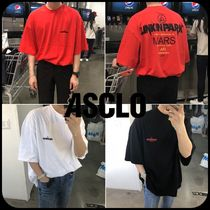 ASCLO Unisex Cotton Oversized Shirts