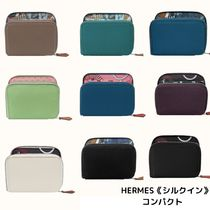 HERMES Silk In Unisex Leather Accessories