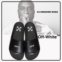 Off-White Street Style Plain Loafers & Slip-ons