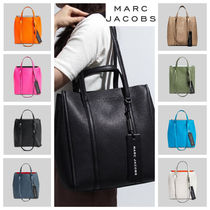 MARC JACOBS THE TAG TOTE Plain Totes