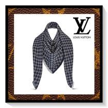 Louis Vuitton Other Check Patterns Cotton Accessories