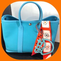 HERMES Garden Party Elegant Style Totes