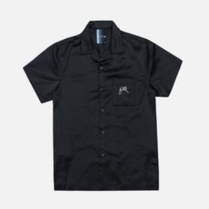 KITH NYC Shirts Button-down Street Style Short Sleeves Shirts 2