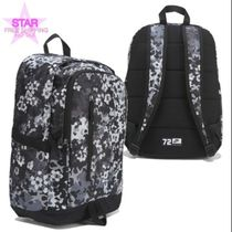 Nike Flower Patterns Casual Style Unisex Street Style A4