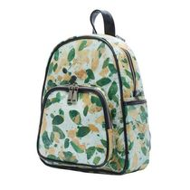 THAMON Casual Style Faux Fur Blended Fabrics Backpacks