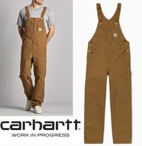 Carhartt Street Style Plain Cotton Jeans & Denim