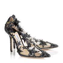 Jimmy Choo Star Casual Style Pin Heels Stiletto Pumps & Mules