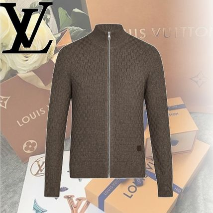 Louis Vuitton Cardigans Cotton Cardigans