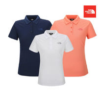 THE NORTH FACE WHITE LABEL Plain Polo Shirts