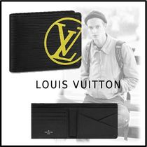 Louis Vuitton 2019-20AW MULTIPLE WALLET noir one size wallet