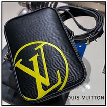 Louis Vuitton 2019-20AW DANUBE PM noir one size bag
