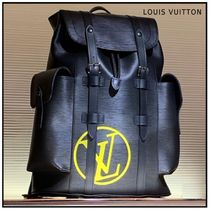 Louis Vuitton 2019-20AW CHRISTOPHER BACKPACK PM noir one size backpack