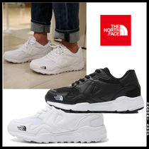 THE NORTH FACE WHITE LABEL Unisex Street Style Low-Top Sneakers