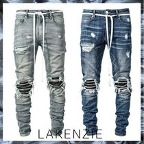 LAKENZIE Skinny Fit Jeans & Denim