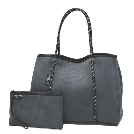 Casual Style Unisex Bag in Bag Totes
