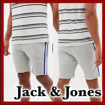 Jack & Jones Sweat Street Style Bi-color Joggers Shorts