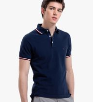 Tommy Hilfiger Short Sleeves Logo Polos