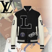 Louis Vuitton Short Leather Jackets