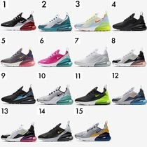 Nike AIR MAX 270 Petit Street Style Kids Girl Sneakers
