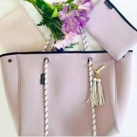 willow bay Casual Style A4 Plain Totes