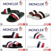 MONCLER Unisex Shower Shoes Shower Sandals