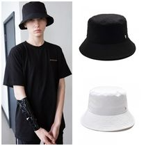 ANOTHERYOUTH Unisex Street Style Bucket Hats Wide-brimmed Hats