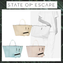 State of Escape Collaboration A4 Plain Handmade Totes