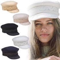 lack of color Beret