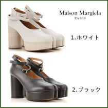 Maison Martin Margiela Leather High Heel Pumps & Mules