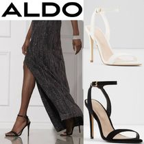 ALDO Open Toe Plain Pin Heels Party Style Heeled Sandals