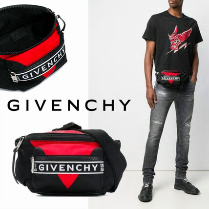 GIVENCHY Messenger & Shoulder Bags 2WAY Messenger & Shoulder Bags 3