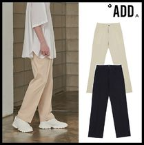 add Street Style Oversized Pants