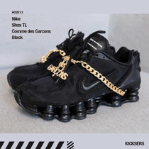 COMME des GARCONS Unisex Street Style Collaboration Low-Top Sneakers