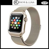 Casual Style Unisex Stainless Watches