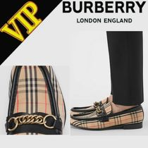 Burberry Loafer Pumps & Mules
