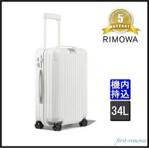 RIMOWA ESSENTIAL Unisex 1-3 Days Soft Type TSA Lock Carry-on