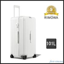 RIMOWA ESSENTIAL Unisex Over 7 Days Soft Type TSA Lock Luggage & Travel Bags