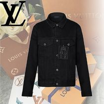 Louis Vuitton Short Denim Jackets
