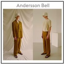 ANDERSSON BELL Plain Pants