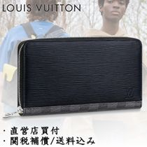 Louis Vuitton ZIPPY ORGANISER Other Check Patterns Leather Long Wallets