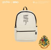 SPAO Casual Style Unisex A4 Backpacks