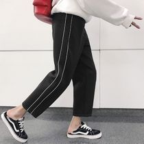 More Jeans Unisex Street Style Oversized Jeans 10