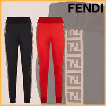 FENDI Plain Pants