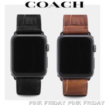 Coach Unisex Leather Office Style Watches