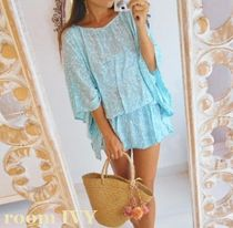 room IVY Oversized Beach Cover-Ups