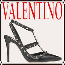 VALENTINO Star Studded High Heel Pumps & Mules