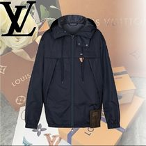 Louis Vuitton Nylon Long Jackets